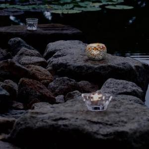 キャンドルナイト雑感 ~ モネの庭から(その416)