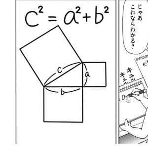 ピタゴラスの定理は美しいか