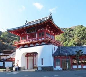 【九州1泊2日の旅⑪】佐賀 日本の名湯「武雄温泉楼門」を見学