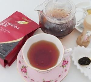 美味しい♪日東紅茶 こく味のある紅茶 アッサムブレンド