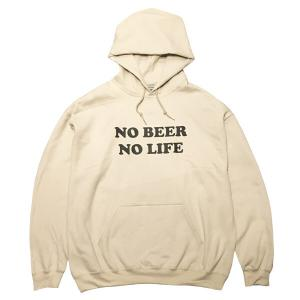 NO BEER NO LIFE HOODIE 入荷