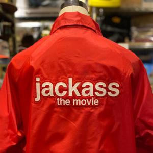 jackass Nylon Coach Jacket