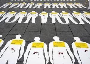 コロンビアで続く社会運動指導者の殺害(4月1日)