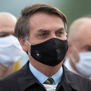 ブラジルの実際の感染者数150万人、死者は10万人か(6月14日)