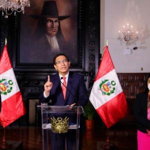 ペルー議会、ビスカラ大統領弾劾裁判を開始へ(9月12日)