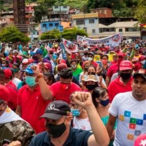 ベネズエラ国会議員選挙まで1週間(11月29日)