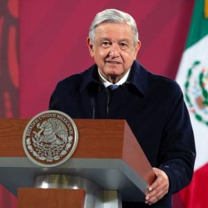メキシコ大統領、コロナウィルスに感染(1月25日)