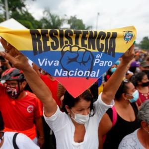 コロンビアは変わる、左派候補者が大統領最有力候補に(6月15日)