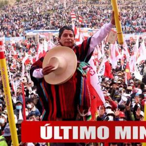ペドロ・カスティジョ次期ペルー大統領、ラテンアメリカ左派のなかの立ち位置は(6月16日)