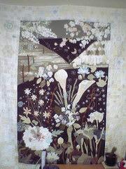 日曜美術館 高橋秀 藤田桜 パッチワーク作品