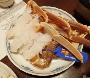 金沢/カニ、お寿司、散策など