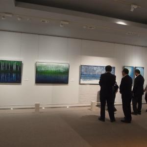 """""""ライムアートの世界"""" 展がNHK岡山で放映されました"""