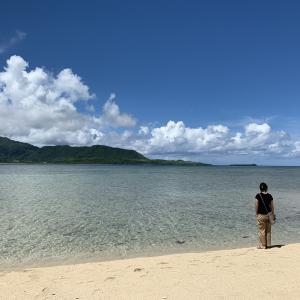 石垣島からはるばる小浜島へ。