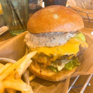 美味しいハンバーガーを食べてきた!