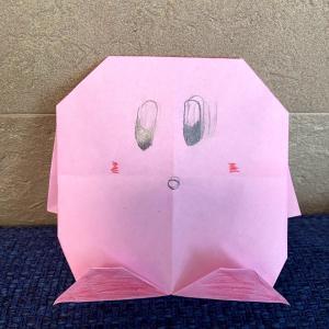 カービィ折り紙