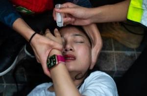 香港警察悪魔の巣窟か