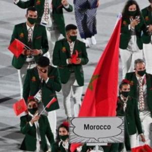 モロッコと五輪