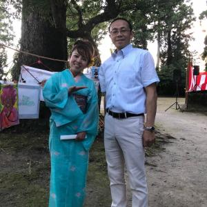 中止のお知らせ 諏訪神社夏祭り
