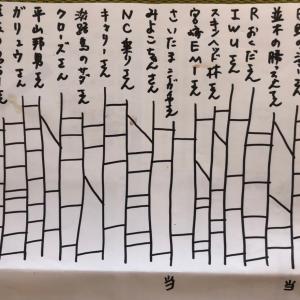 FMはな北田恵美のほほえみラジオ月間プレゼント当選者