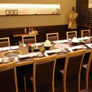 【渋谷】セルフ飲み放題&プレイべート空間でオシャレ焼肉が驚きのコスパ「三百屋 F3」