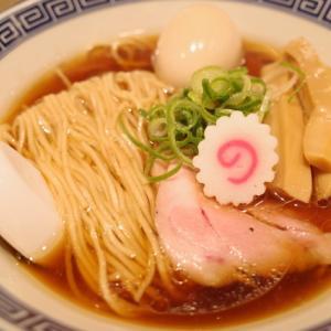 【目黒】透き通るあっさり醤油スープが沁みる人気店「中華そば 竹むら」