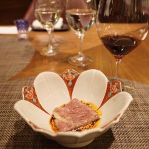 【六本木】ワインや日本酒とのペアリングが素敵。少量多皿の創作チャイニーズが美味しい「series (シリーズ)」