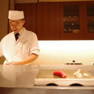 【西麻布】上質空間でしっぽりデートや会食に。名店出身の大将が作り上げる極上の鮨コース「鮨葵」