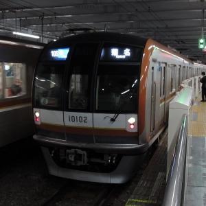 東京メトロ10000系(8両編成) 東急東横線各停菊名行き