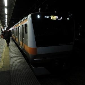 JR東日本E233系 中央本線各駅停車東京行き
