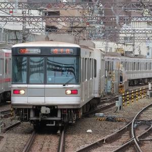 東京メトロ03系 東京メトロ日比谷線南千住行き