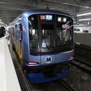 横浜高速鉄道Y500系 東急東横線各停飯能行き