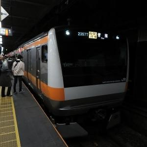 JR東日本E233系 中央本線各駅停車青梅行き