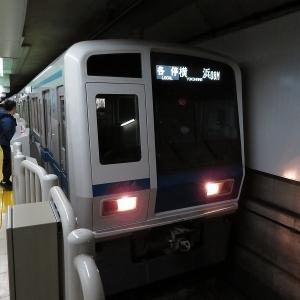 西武6050系 東京メトロ副都心線各停横浜行き