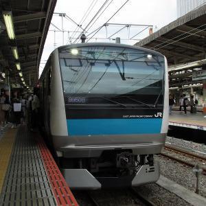 JR東日本E233系1000番台 京浜東北線各駅停車品川行き