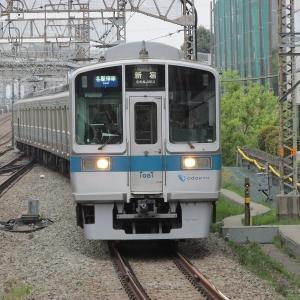 小田急1000形(1081F) 小田急小田原線各駅停車新宿行き