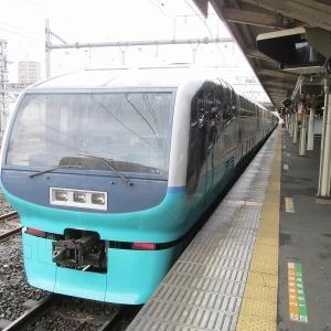 JR東日本251系 JR東日本東海道本線特急「スーパービュー踊り子」東京行き