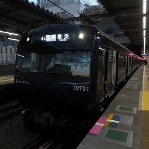 相鉄10000系(YNB) 相鉄本線各停横浜行き
