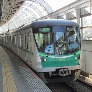 東京メトロ16000系(1次車) 小田急小田原線準急取手行き