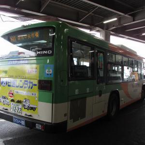 築地中央市場バス停