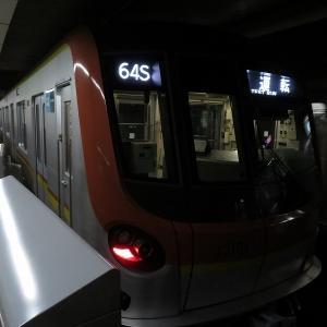 東京メトロ17000系 東京メトロ副都心線試運転