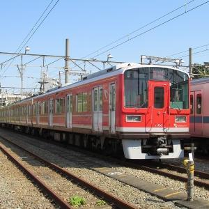 小田急 赤い1000形 1060F