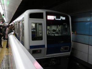 西武6050系 東急東横線特急所沢行き