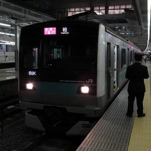 JR東日本E233系2000番台 小田急小田原線多摩急行柏行き