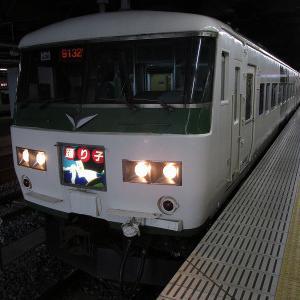 JR東日本185系 東海道本線特急「踊り子」我孫子行き
