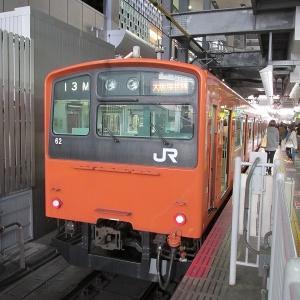 JR西日本大阪環状線 201系