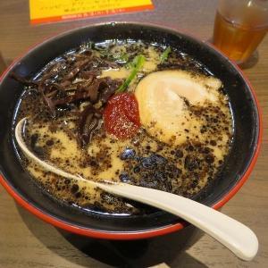 麺・イン・ブラック@一風堂