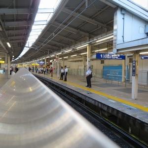 京急線横浜駅 ホームドア設置 その2