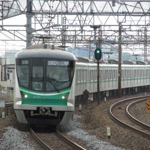 東京メトロ16000系 JR東日本常磐線各駅停車向ヶ丘遊園行き