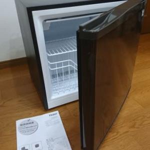 冷凍庫を処分