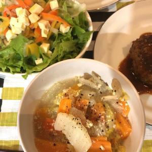 久々★我が家の夕食